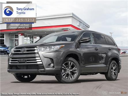 2019 Toyota Highlander LE AWD Convenience Package (Stk: 57655) in Ottawa - Image 1 of 23
