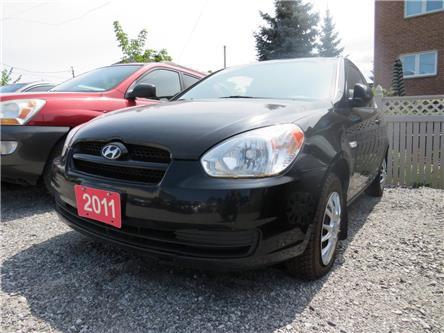 2011 Hyundai Accent GL Sport (Stk: A015) in Ottawa - Image 1 of 6