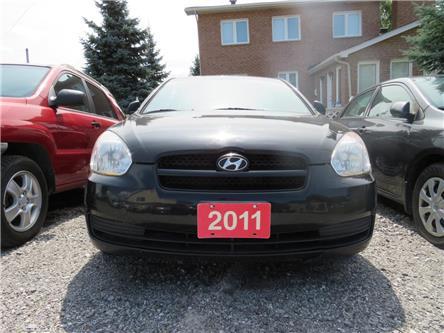 2011 Hyundai Accent GL Sport (Stk: A015) in Ottawa - Image 2 of 6