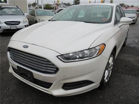 2013 Ford Fusion SE (Stk: A269) in Ottawa - Image 1 of 5