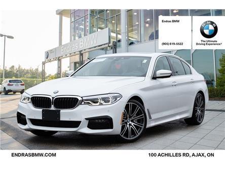 2019 BMW 540i xDrive (Stk: 52445) in Ajax - Image 1 of 22