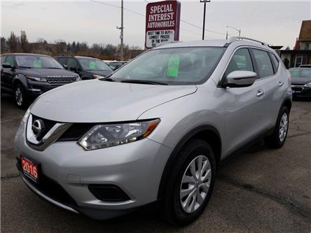 2016 Nissan Rogue S (Stk: 868470) in Cambridge - Image 1 of 19