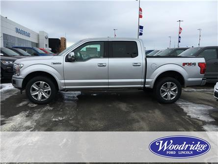 2019 Ford F-150 Platinum (Stk: K-313) in Calgary - Image 2 of 6