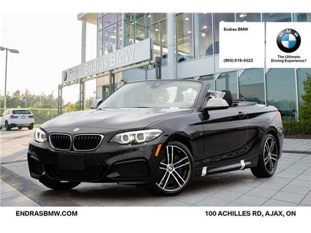 2019 BMW M240i xDrive (Stk: 20350) in Ajax - Image 1 of 21