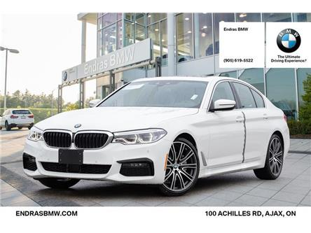 2019 BMW 540i xDrive (Stk: 52443) in Ajax - Image 1 of 22
