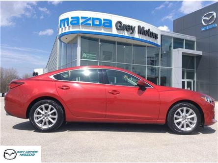 2016 Mazda MAZDA6 GS (Stk: 16007R) in Owen Sound - Image 1 of 21