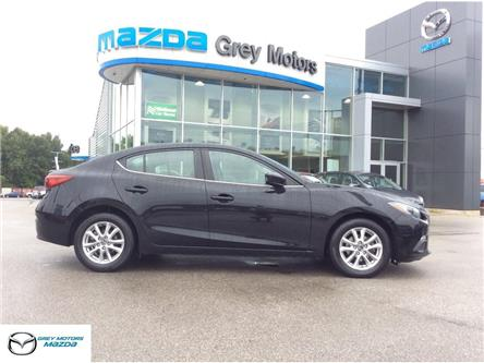 2014 Mazda Mazda3 GS-SKY (Stk: 03305P) in Owen Sound - Image 1 of 20