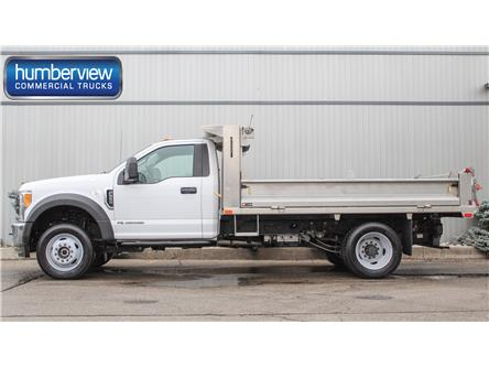 2017 Ford F-550 Chassis XL (Stk: CTDR2311) in Mississauga - Image 1 of 16