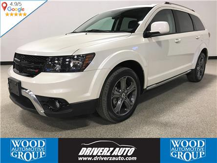 2018 Dodge Journey Crossroad (Stk: P11901) in Calgary - Image 1 of 18