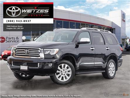 2019 Toyota Sequoia Platinum (Stk: 67729) in Vaughan - Image 1 of 24