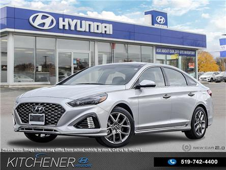 2019 Hyundai Sonata 2.0T Ultimate (Stk: 58494) in Kitchener - Image 1 of 23