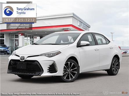 2019 Toyota Corolla SE Upgrade Package (Stk: 57443) in Ottawa - Image 1 of 23