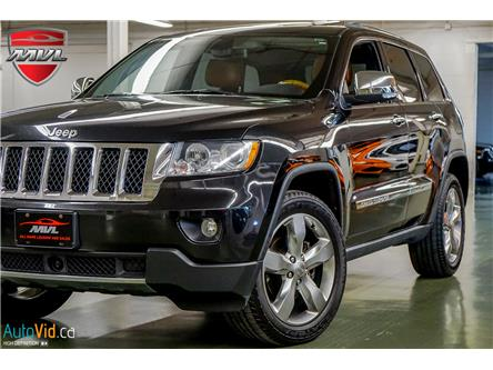 2012 Jeep Grand Cherokee Overland (Stk: ) in Oakville - Image 2 of 40