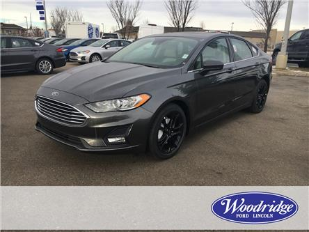 2019 Ford Fusion SE (Stk: K-188) in Calgary - Image 1 of 6