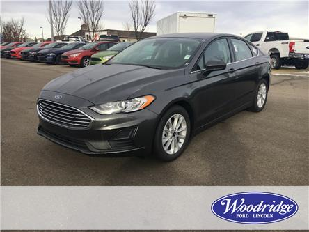 2019 Ford Fusion SE (Stk: K-294) in Calgary - Image 1 of 5