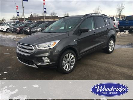 2019 Ford Escape SEL (Stk: K-606) in Calgary - Image 1 of 5