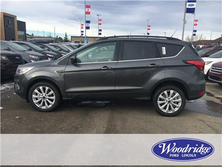 2019 Ford Escape SEL (Stk: K-606) in Calgary - Image 2 of 5
