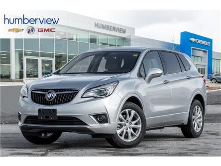 2019 Buick Envision Preferred (Stk: B9N009) in Toronto - Image 1 of 20