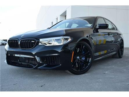 2019 BMW M5 Competition (Stk: 9446691) in Brampton - Image 1 of 17
