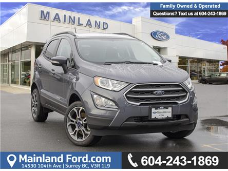 2018 Ford EcoSport SE (Stk: 8EC1526) in Vancouver - Image 1 of 25