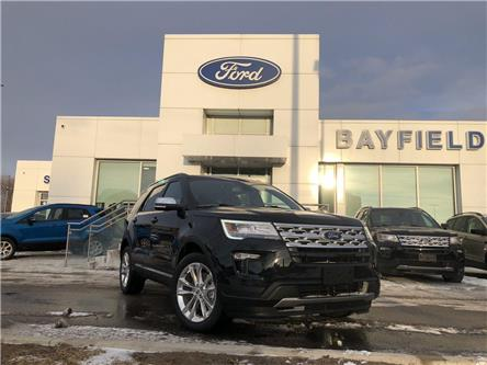 2019 Ford Explorer XLT (Stk: EX19075) in Barrie - Image 1 of 24