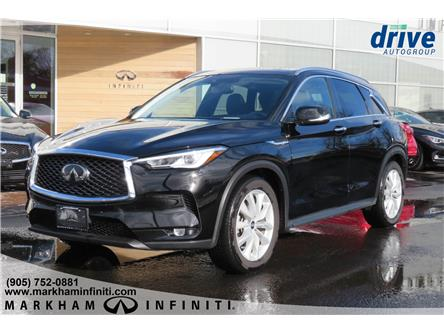 2019 Infiniti QX50 Luxe (Stk: K043) in Markham - Image 1 of 27