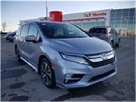 2019 Honda Odyssey Touring (Stk: 6190112) in Calgary - Image 1 of 9
