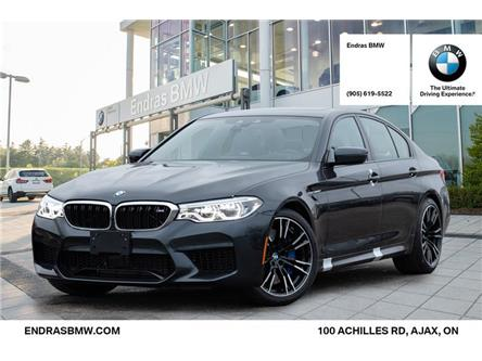 2019 BMW M5 Base (Stk: 52482) in Ajax - Image 1 of 22