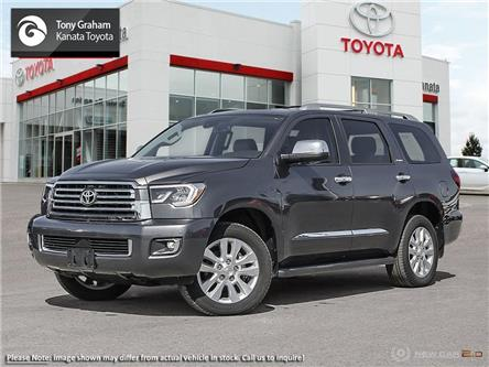 2018 Toyota Sequoia Platinum 5.7L V8 (Stk: 88371) in Ottawa - Image 1 of 11