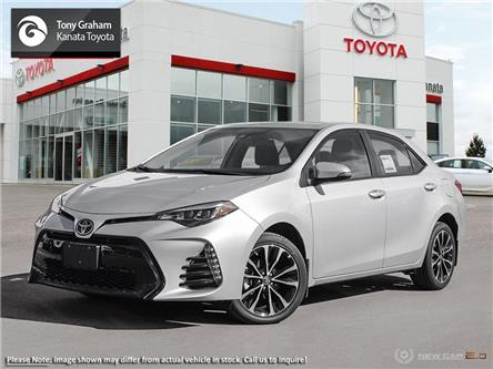 2019 Toyota Corolla XSE Package (Stk: 88909) in Ottawa - Image 1 of 24