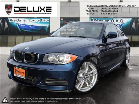 2011 BMW 135i  (Stk: D0513) in Concord - Image 1 of 16