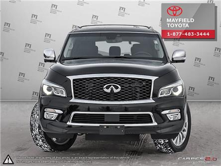 2017 Infiniti QX80 Base 8 Passenger (Stk: 194001) in Edmonton - Image 2 of 27