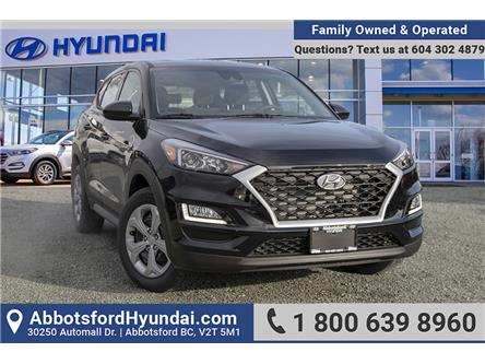 2019 Hyundai Tucson Essential w/Safety Package (Stk: KT912738) in Abbotsford - Image 1 of 25