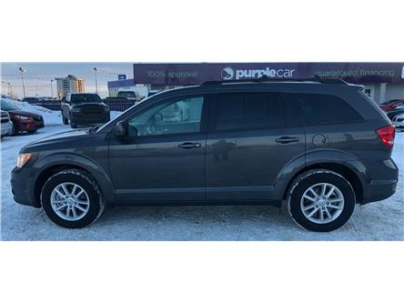 2017 Dodge Journey SXT (Stk: P0852) in Edmonton - Image 1 of 12