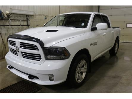 2015 RAM 1500 Sport (Stk: KT007A) in Rocky Mountain House - Image 1 of 26
