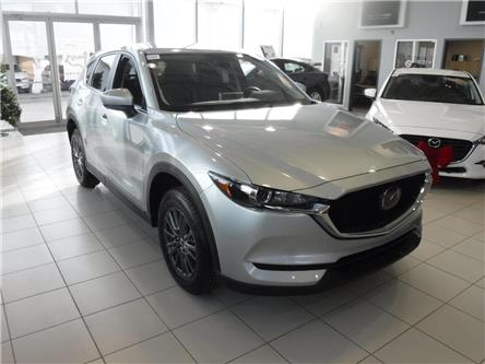 2019 Mazda CX-5 GS (Stk: M1938) in Calgary - Image 1 of 5