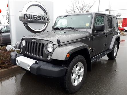 2014 Jeep Wrangler Unlimited 24G (Stk: P0043) in Courtenay - Image 1 of 9