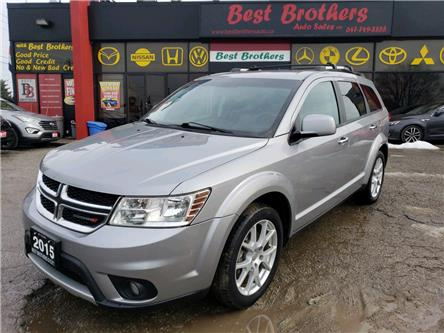 2015 Dodge Journey R/T (Stk: 618794) in Toronto - Image 1 of 13