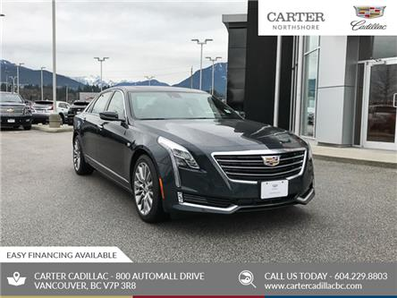 2018 Cadillac CT6 3.6L Luxury (Stk: 8D27050) in North Vancouver - Image 1 of 24