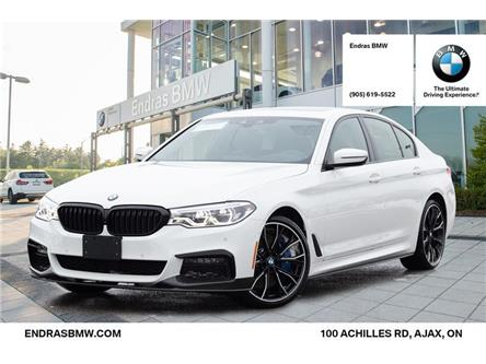 2019 BMW 540i xDrive (Stk: 52480) in Ajax - Image 1 of 22