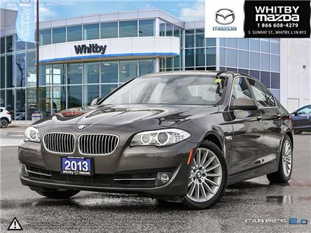 2013 BMW 535i xDrive (Stk: P17387) in Whitby - Image 1 of 27