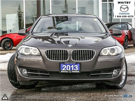 2013 BMW 535i xDrive (Stk: P17387) in Whitby - Image 2 of 27