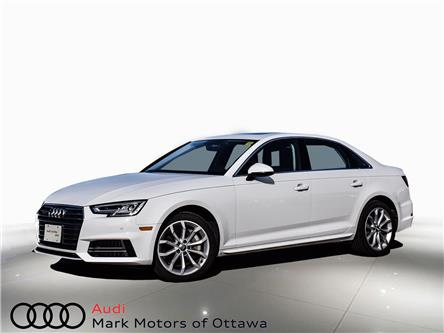 2018 Audi A4 2.0T Progressiv (Stk: 90540) in Nepean - Image 1 of 29