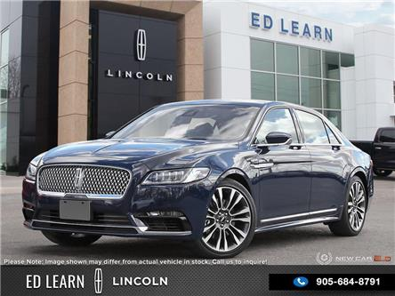 2018 Lincoln Continental Reserve (Stk: 18CT149) in St. Catharines - Image 1 of 23