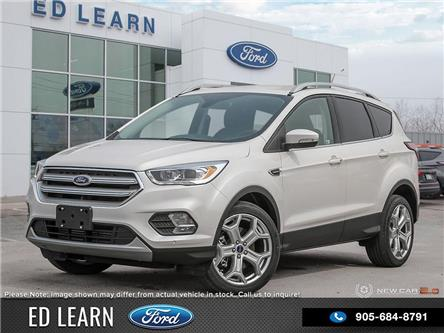 2018 Ford Escape Titanium (Stk: 18ES106) in St. Catharines - Image 1 of 22