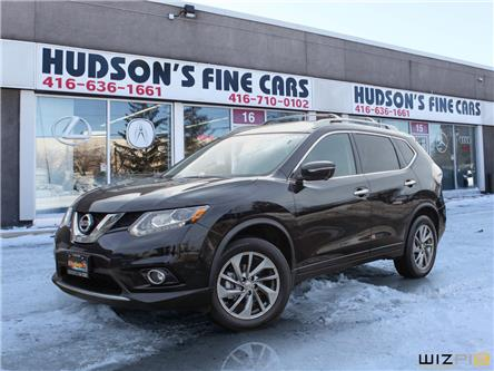 2014 Nissan Rogue SL (Stk: 62895) in Toronto - Image 1 of 30