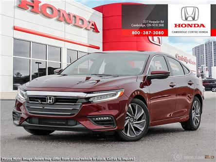 2019 Honda Insight Touring (Stk: 19473) in Cambridge - Image 1 of 24