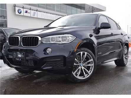 2019 BMW X6 xDrive35i (Stk: 9Z65517) in Brampton - Image 1 of 12