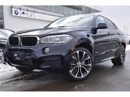 2019 BMW X6 xDrive35i (Stk: 9Z65521) in Brampton - Image 1 of 12