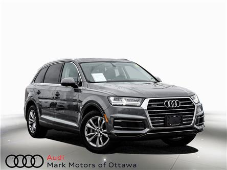 2018 Audi Q7 3.0T Progressiv (Stk: 90814) in Nepean - Image 1 of 24